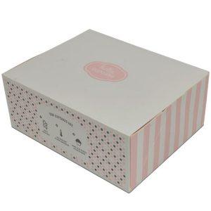 food grade paper cupcake box-2