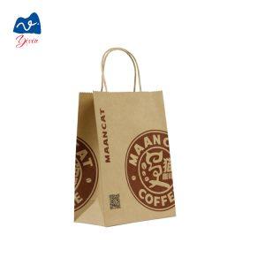food kraft paper bag-1
