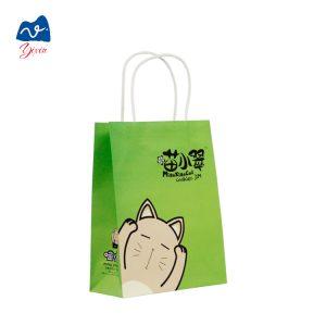 food kraft paper bag-2