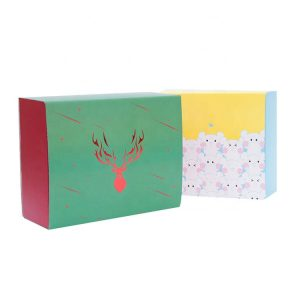 gift box christmas paper-2