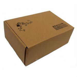 gift box in mailbox shape-1