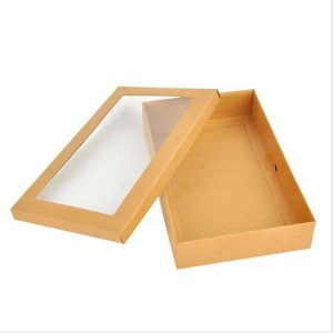 kraft box with lid-1
