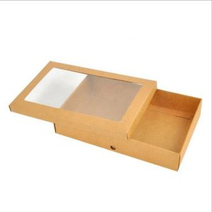 kraft box with lid-2