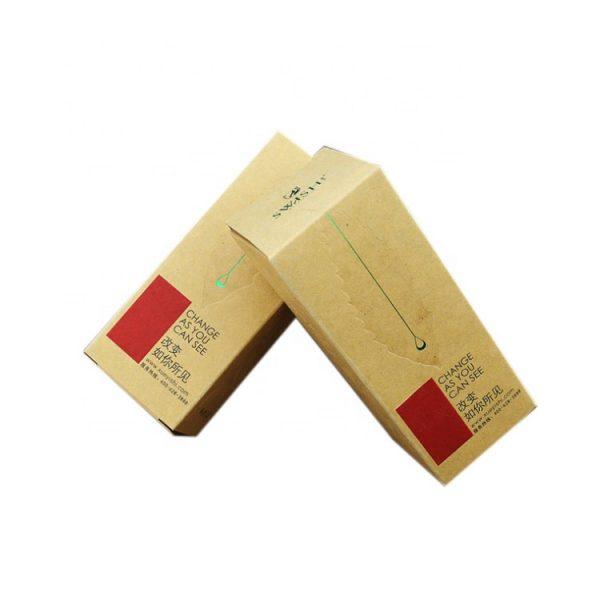 kraft cosmetic box-1