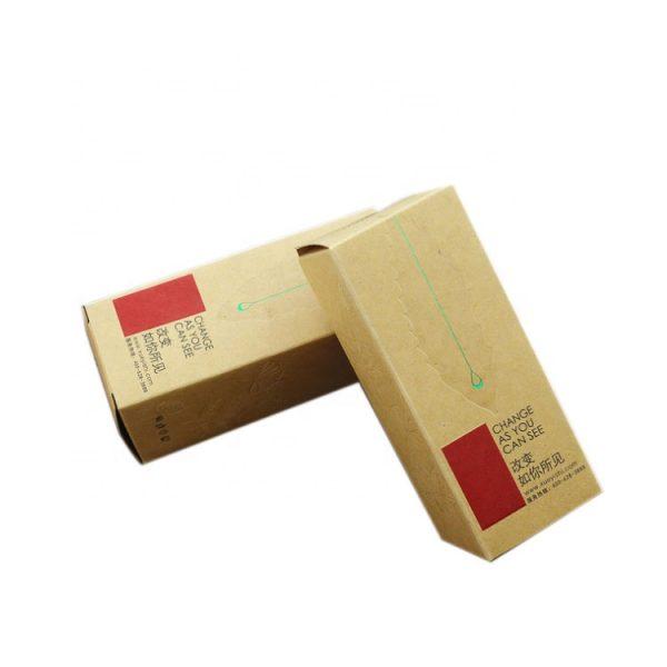 kraft cosmetic box-2
