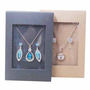 kraft necklace box-1