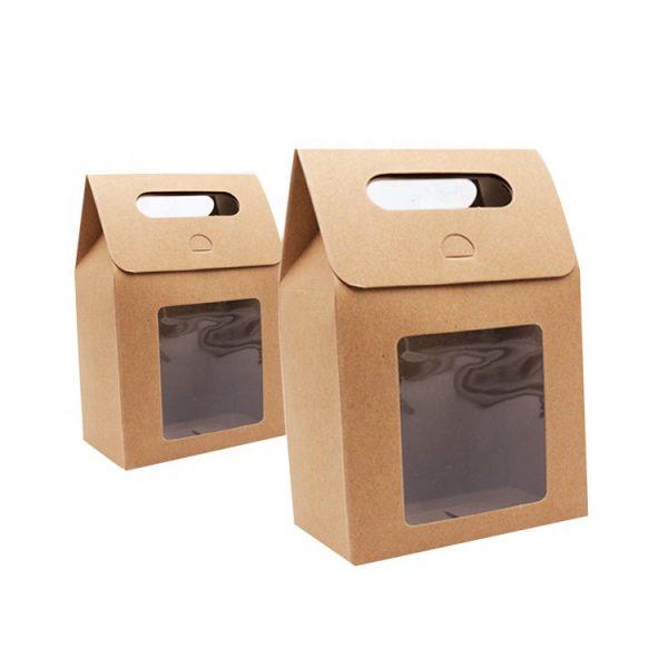 kraft paper bag box-6