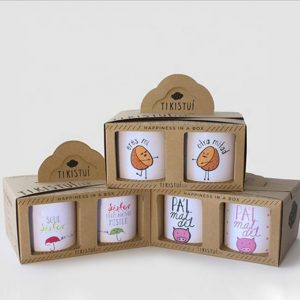 kraft paper gift box-1