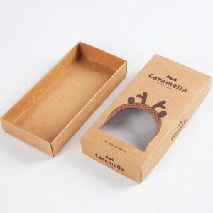 kraft paper socks boxes-2
