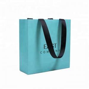 laminated gloss paper bag-1