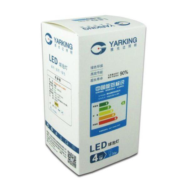 light bulb box packaging design-3