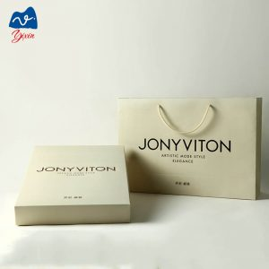 luxury clothing packaging box-2