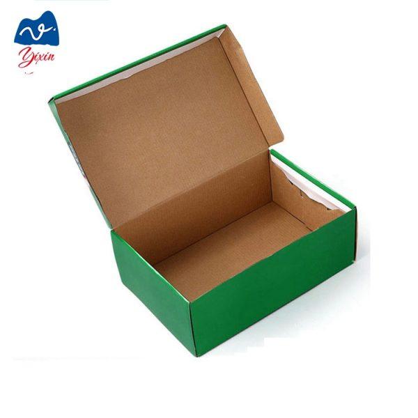 man's shoe packing box-1