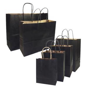 offset print kraft paper bag-1