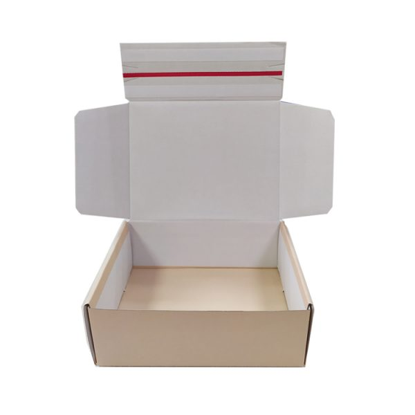 packing box with shipping zipper-1