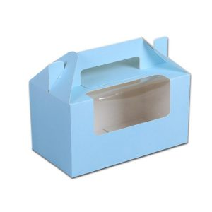 paper cupcake box for sale-1
