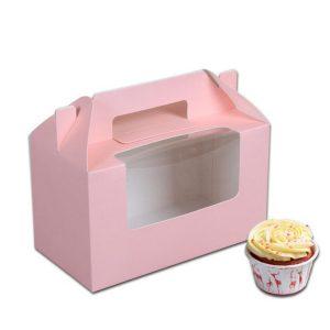 paper cupcake box for sale-2