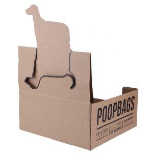 paper display box for dog poop bag-2