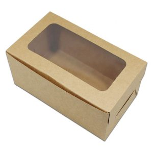 paper food recyclable cake box-2