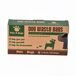 paper packaging box for dog waste bag-2