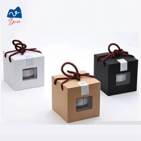paper pillow box with handle-1