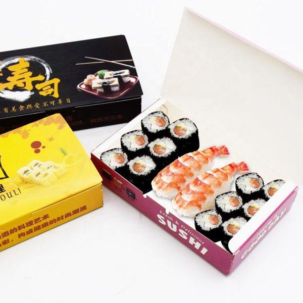 paper sushi box-5