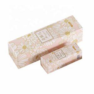 perfume box with metal logo-2