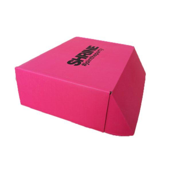 pink shipping box-1