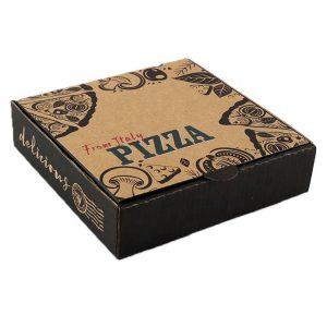 pizza box kraft paper-1