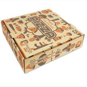 pizza box kraft paper-2