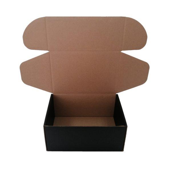 plain cardboard shoe box-1