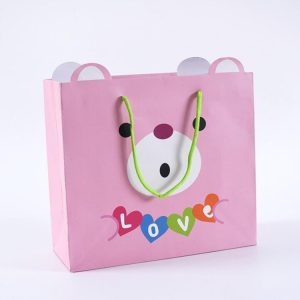 printed logo gift paper bags-1