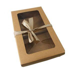 pvc kraft paper box-1