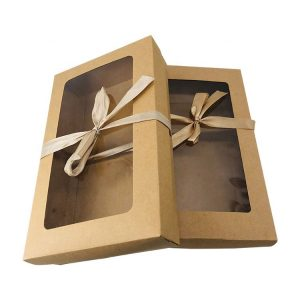 pvc kraft paper box-2