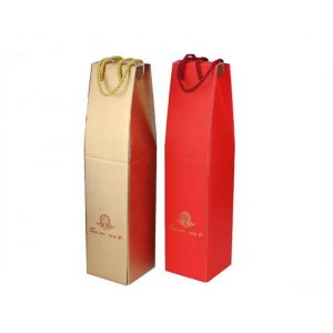 red wine packaging paper box-2