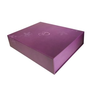 rigid foldable gift box-2
