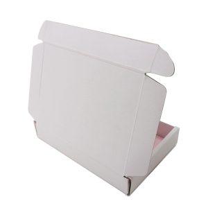 shipping box custom logo white-1