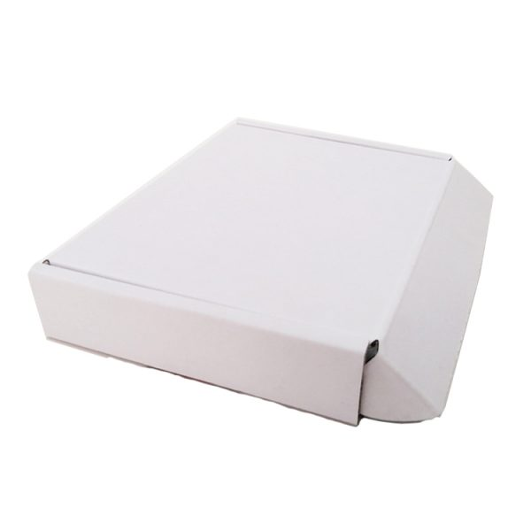 shipping box custom logo white-2