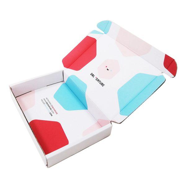 shipping box custom logo white-4