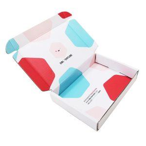 shipping box custom logo white-5