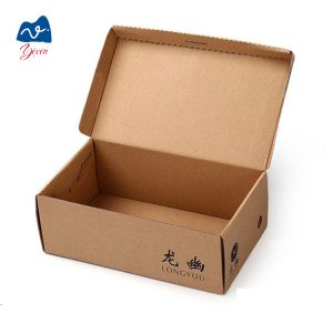 shoe packaging box with logo-1