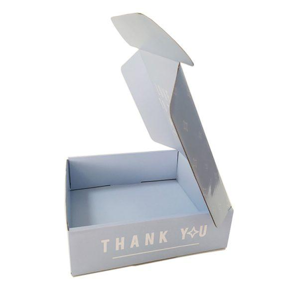 single ply cardboard box-1