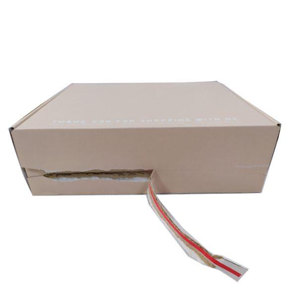 standard cardboard box size-1