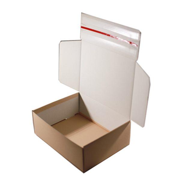 standard cardboard box size-6