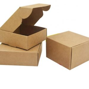 tealight candle kraft paper packaging box-1