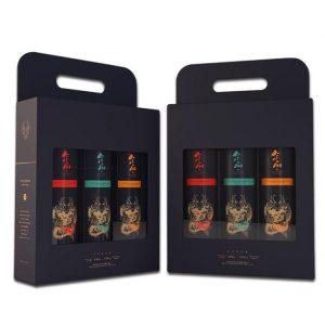 three packs wine packaging box-2