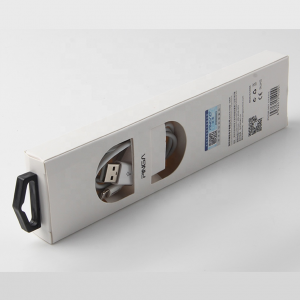 universal charging cable retail packaging box usb-2