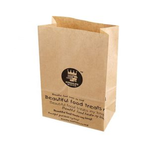 washable kraft paper storage bag-1